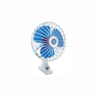 Oscillating Fan With Cigarette Lighter Type Plug 12 Volt