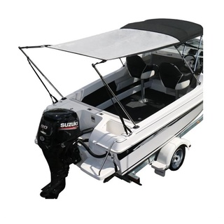 Bimini Extension And Sun Shade Kit Grey