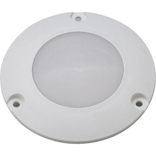 LED Cockpit Light Round, Flush Mount, Waterproof Dia. 90mm