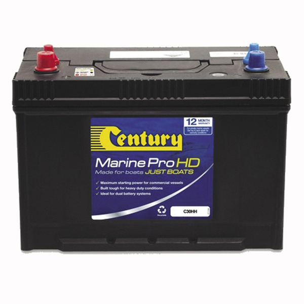 Century Battery Marine Pro Heavy Duty Battery C30HH